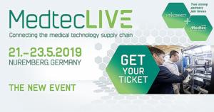 Banner MedtecLIVE 2019
