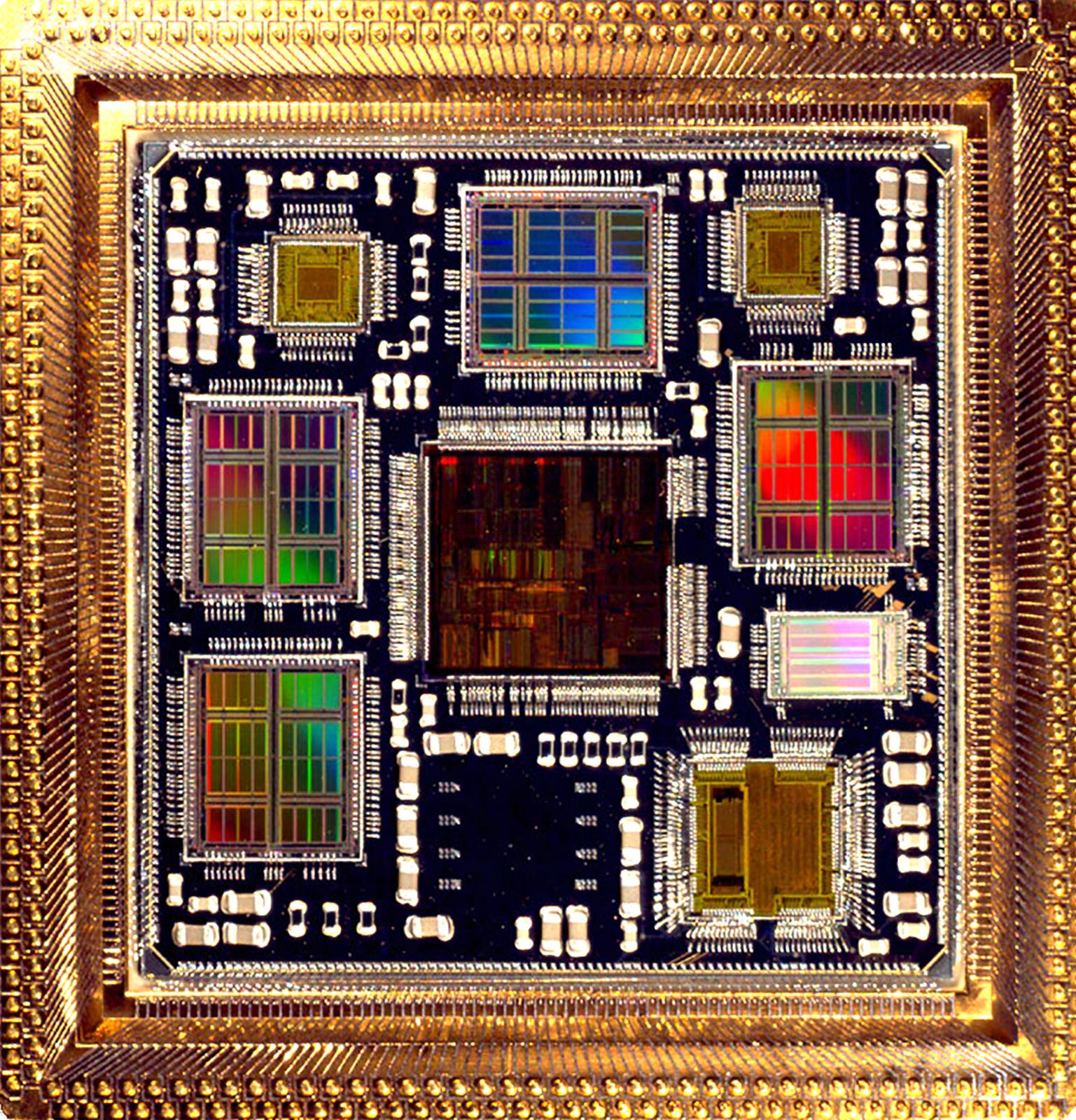 Europractice MCM - Pentium