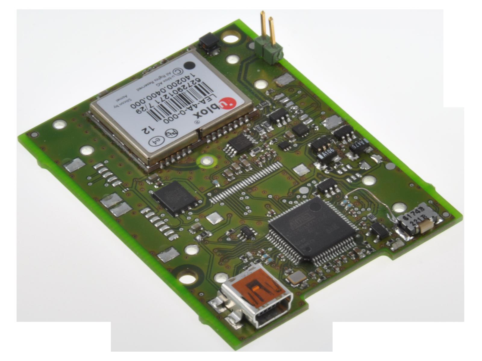 GPS Data Logger (OEM) - Print