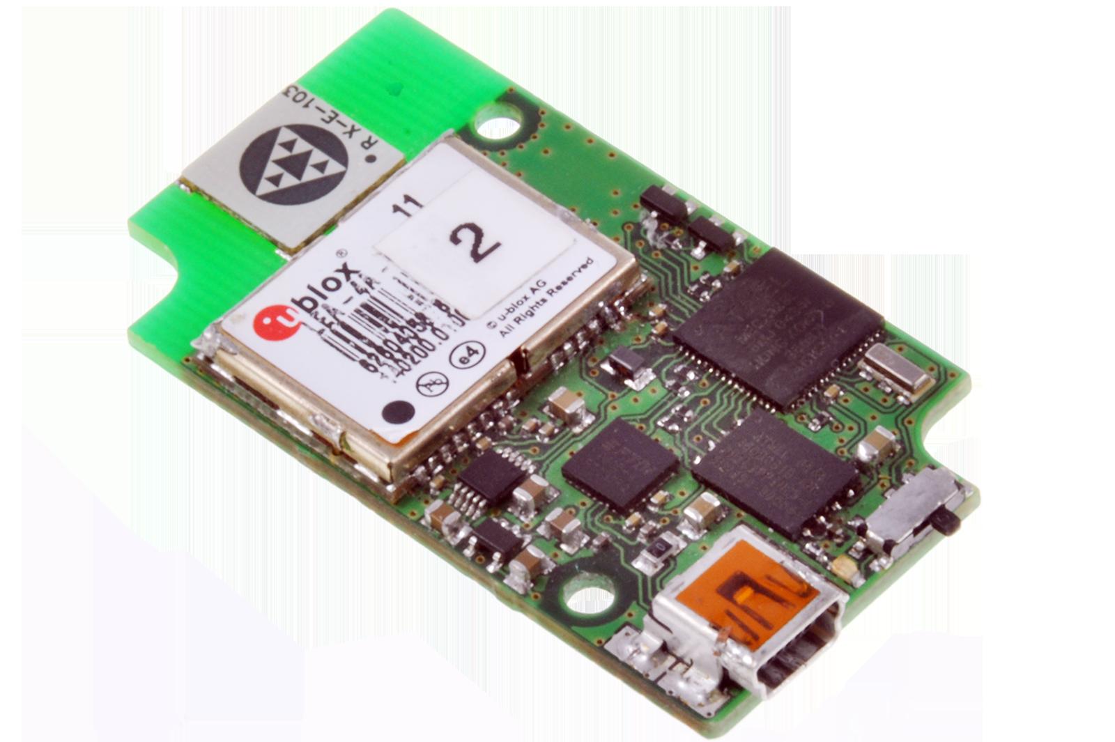 GPS Data Logger (Pigeon) - Print