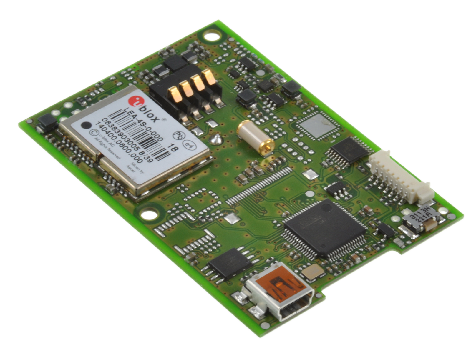 GPS Data Logger (ZHAW) - Print