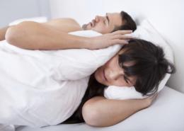 Lenz - Pair Snoring In Bed