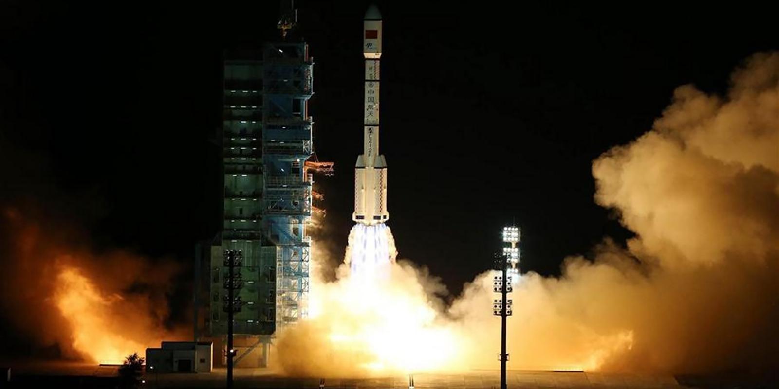 POLAR - Tiangong-2 - Launch