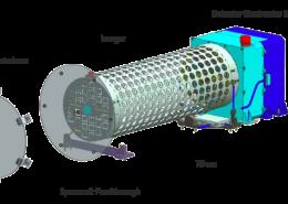 STIX-Telescope-Exploded-View