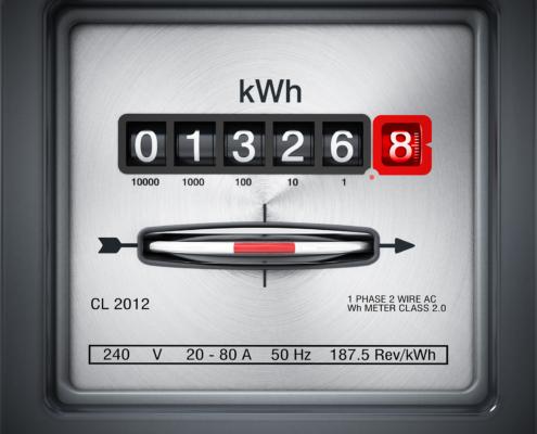 WZU - Electrricity Meter